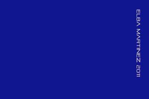 el columpio asesino azul