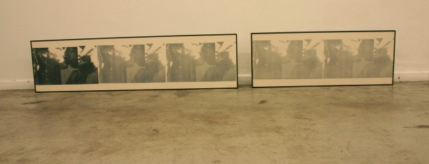 Lithography 120 x 40 & 80 x 40 cm 2010
