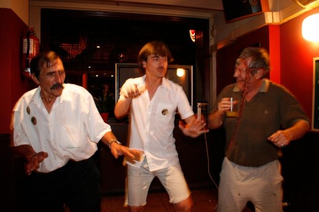 david y sus amigos 2012