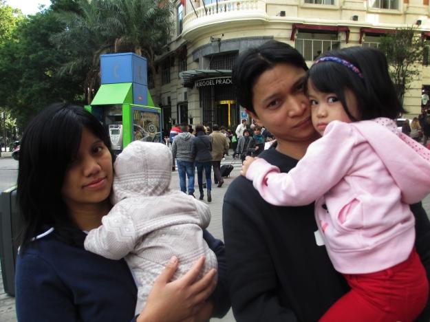 familia Madrid 2013