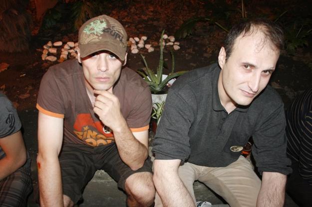 Thierry e Iker 2012
