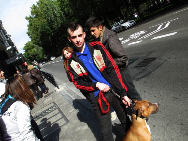 chicos de gaupasa Madrid 2013