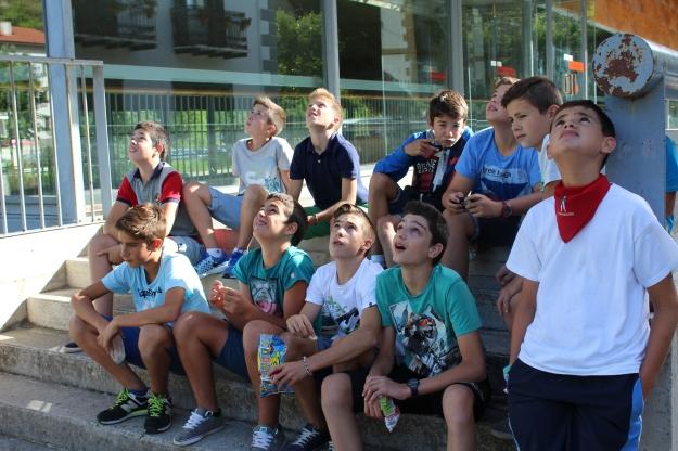 niños del Roncal, Navarra 2015