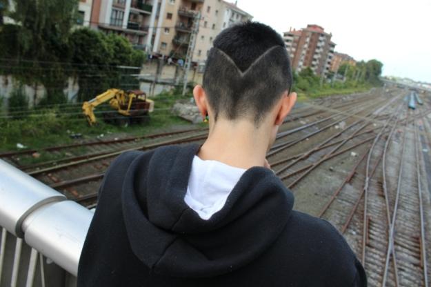 Dani peinado 2015 Irun