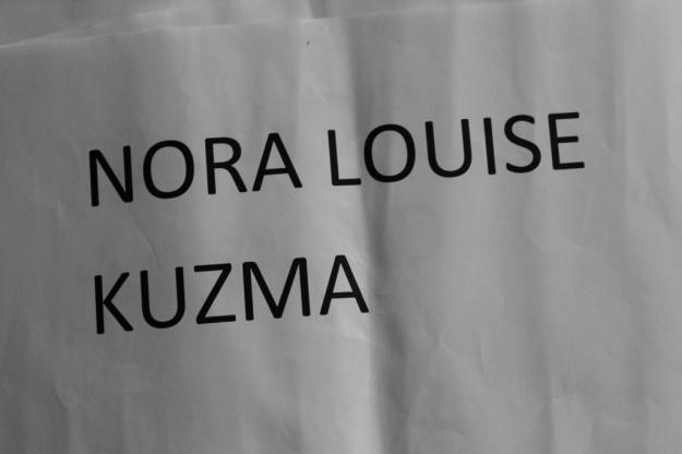 Nora Louise Kuzma