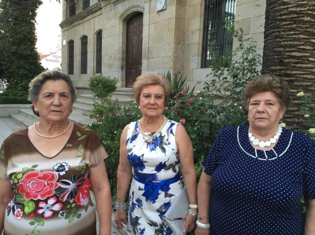 Tres señoras de Belalcázar- baja