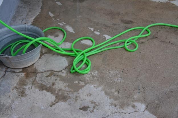 manguera verde 1baja