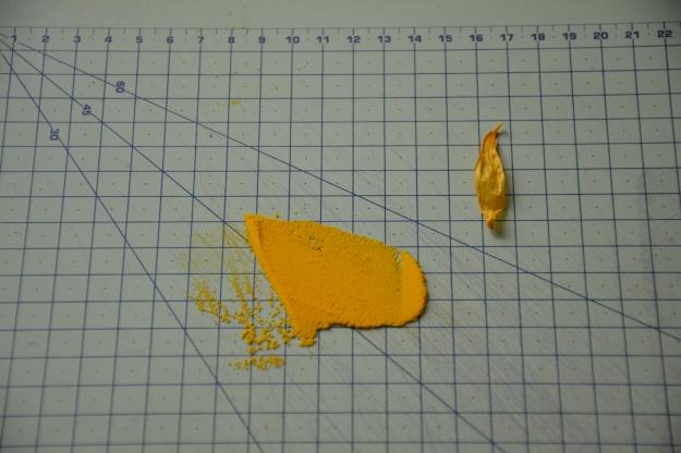 polen de girasol 1