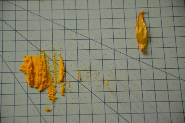 polen de girasol