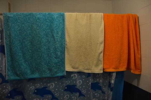 toallas baño 2017
